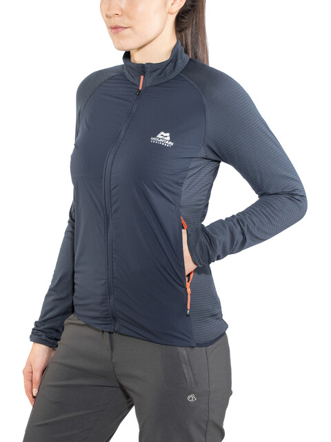 Mountain Equipment Trembler Jacket Women Cosmos/Blue Nights